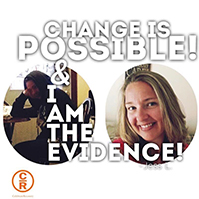 I am evidence of change
